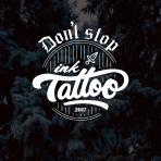 Don't Stop Ink Tattoo